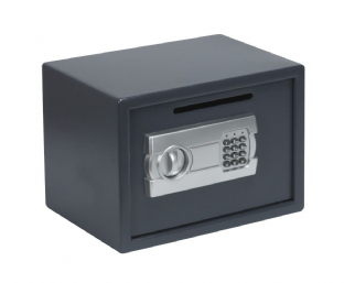 Sealey SECS01DS Electronic Combination Security Safe with Deposit Slot 350 x 250 x 250mm